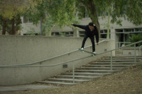Nyjah Huston - Nike