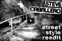 Steve Caballero - Street Style Reedit