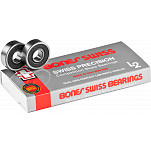 """Bones® Swiss """"L2"""" Bearings (8 pack)"""