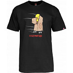 Bones Swiss Bearing Doughboy T-shirt Black