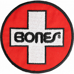 "Bones bearings Swiss Circle 3"" Patch Single"