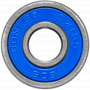 Bones Swiss 6 Ball Single Bearing 8mm