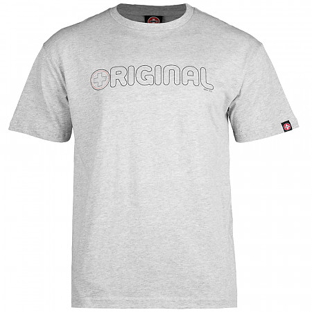 Bones® Bearings Original Swiss T-shirt - Gray