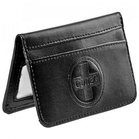 Bones® Bearings Swiss Embossed Wallet - Black