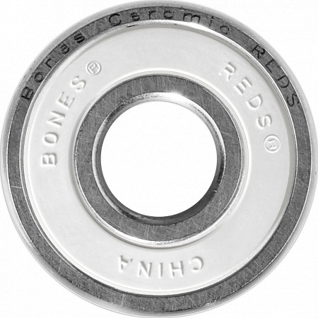 Bones® Ceramic Super REDS® Bearing (Single)